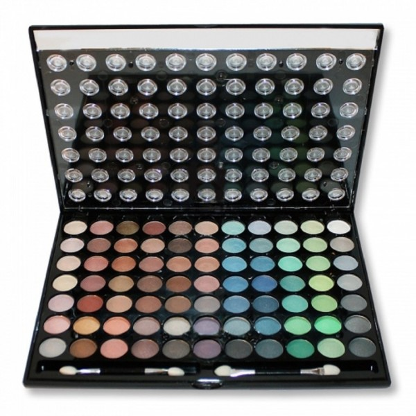 W7 Paint Box 77 Colours Eye Shadow Palette