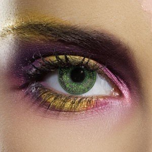 Mystic Green Contact Lenses