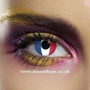 EDIT Flag France Contact Lenses
