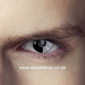 EDIT Terminator Skynet Eye Contact Lenses