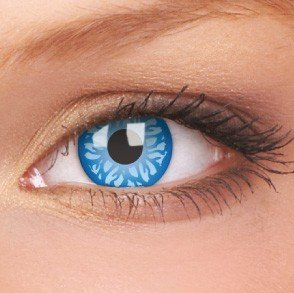 Underworld Selene Crazy Colour Contact Lenses (1 Year Wear)