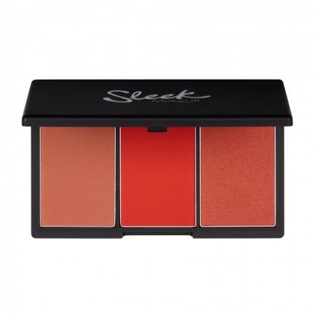 Sleek MakeUp 'Blush By 3' In Flame