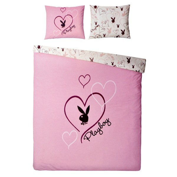 Playboy Sweetheart Single Duvet