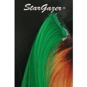 Stargazer Green Hair Extensions