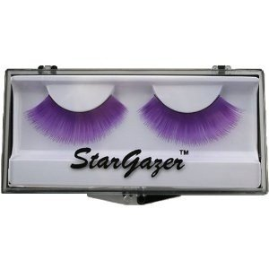 Stargazer Reusable False Eyelashes Purple 10