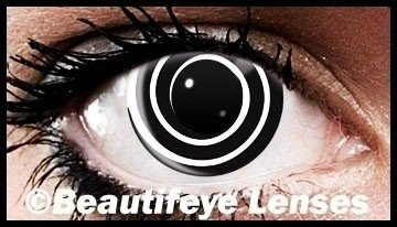 Tornado Crazy Coloured Contact Lenses   (90 Day Lenses)
