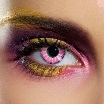 Edit Glamour Pink Contact Lenses