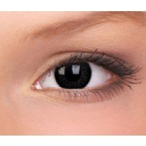 Dolly Black Big Eye Coloured Contact Lenses (90 Day)