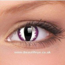 Purple Dragon Crazy Colour Contact Lenses (1 Year Wear