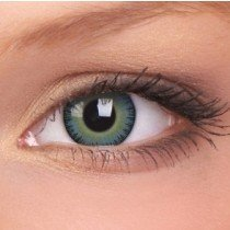 Fusion Yellow Blue Coloured Contact Lenses (30 Day)