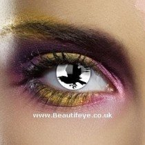 EDIT Alchemy Nevermore Contact Lenses