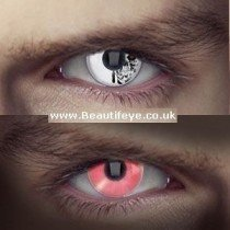 EDIT Terminator Cyborg Eye Contact Lenses