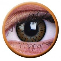 Elegance Brown Contact Lenses