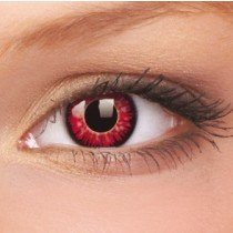Vampire Crazy Colour Contact Lenses (1 Year Wear)