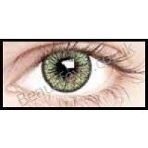Illusion Green Coloured Contact Lenses (30 day)