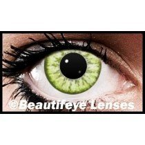 Mad Hatter Crazy Coloured Contact Lenses (90 Days)