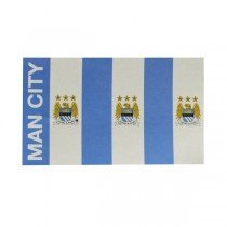 Manchester City Bar Flag