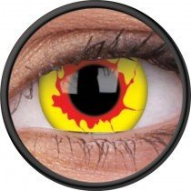 1 Day Use Reignfire Crazy Colour Contact Lenses