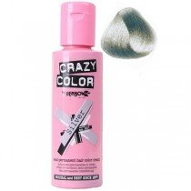 Crazy Colour Hair Dye Silver