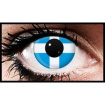 St Andrews cross Colour Contact Lenses (90 Day)