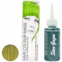 African Green Stargazer Semi Permanent Hair Dye