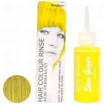 Yellow Stargazer Semi Permanent Hair Dye