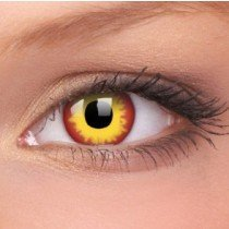1 Day Use Wild Fire Coloured Contact Lenses (1 Day)