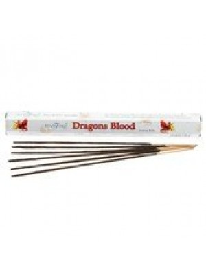 Dragons Blood Stamford Hex Incense Sticks