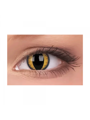 Wolf Moon Crazy Colour Contact Lenses (1 Year Wear)
