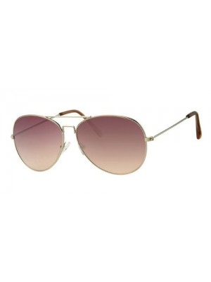 Womens Aviator Style Sunglasses Shades UV400 Protection Pink Fade a30101