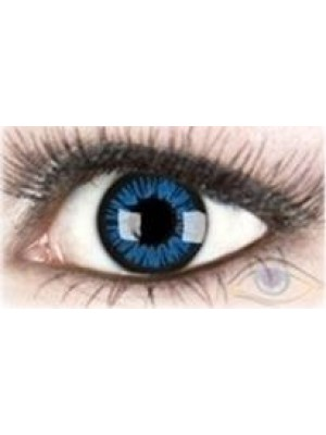 Aqua Splash Coloured Contact Lenses (1 month lenses)