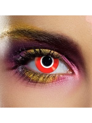 1 Day Use Assassin Coloured Contact Lenses (1 Day)