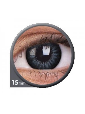 ColourVUE Evening Grey Big Eye Coloured Contact Lenses (90 Day)