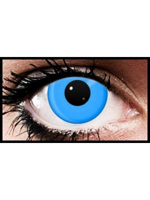 1 Day Use Blue Block Coloured Contact Lenses (1 Day)