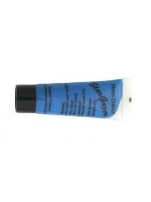 Blue UV Reactive Stargazer Face & Body Paint