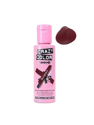 Crazy Colour Hair Dye Bordeaux