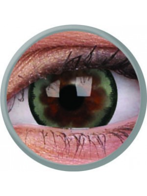 ColourVUE Gemini Clyte Grey Contact Lenses