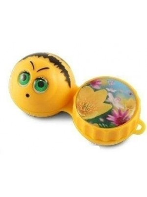 Cool Bumble Bee 3D Contact Lens Storage Case