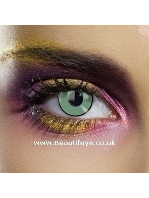 EDIT Colour Vision Green Manson Contact Lenses