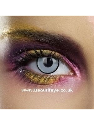 EDIT Colour Vision Grey 3 Tone Contact Lenses