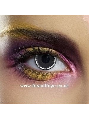 EDIT Crazy Witch Doctor Contact Lenses