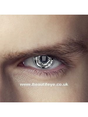 EDIT Terminator Bionic Eye Contact Lenses
