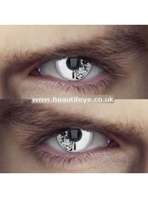EDIT Terminator Machine Head Contact Lenses