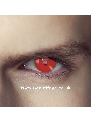 EDIT Terminator T800 Eye Contact Lenses