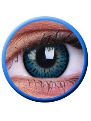 ColourVUE Elegance Aqua Contact Lenses
