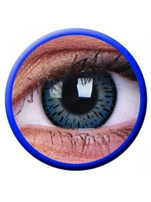 ColourVUE Elegance Blue Contact Lenses