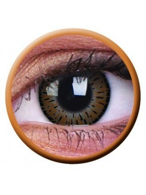 ColourVUE Elegance Brown Contact Lenses