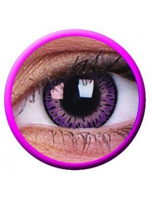 ColourVUE Elegance Pink Coloured Contact Lenses