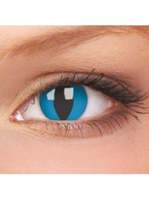 Cheshire Cat Crazy Colour Contact Lenses (1 Year Wear)