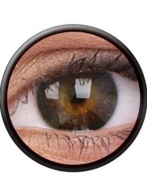 ColourVUE Eyelush Choco Coloured Contact Lenses